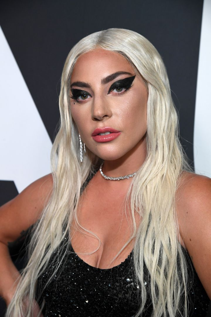 Lady Gaga in September 2019.