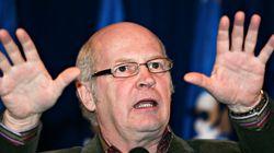L'ancien chef du Bloc québécois Michel Gauthier meurt à l'âge de 70
