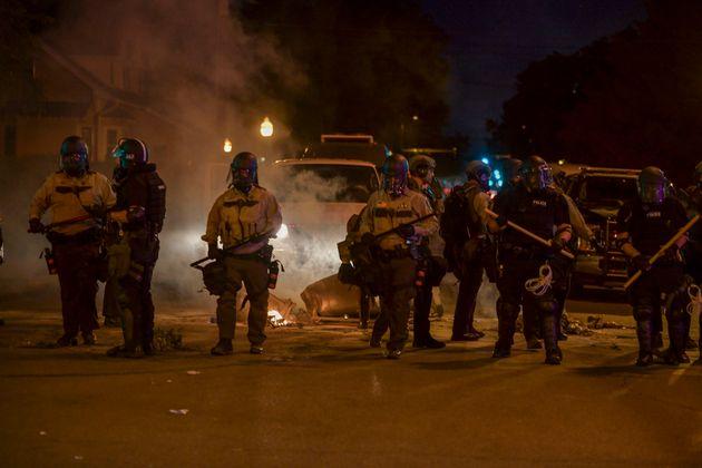 Trump Says Antifa Will Be Designated A Terrorist Organisation
