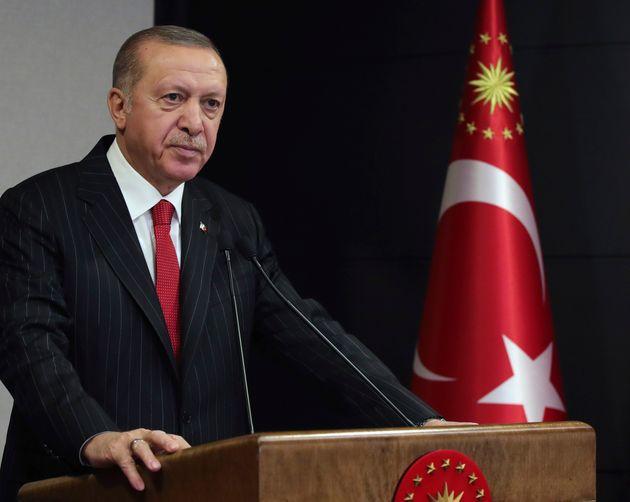 Ερντογάν: Η κατάκτηση της Κωνσταντινούπολης δεν είναι κατοχή