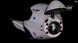 Les premiers astronautes transportés par SpaceX sont entrés à bord de