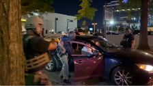 2 Police Officers Fired After HBCU Students Shocked, Dragged From Car Amid Protests