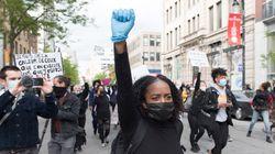 Des milliers de manifestants contre la violence policière raciste à