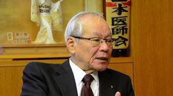 日本医師会の横倉会長、5選目指す 安倍首相ら政界とパイプ