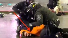 AGAIN: Police Caught On Camera Pressing Knee Into Neck During Seattle Arrest