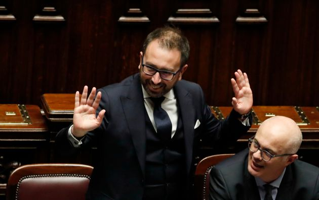 """Un muro fra politica e magistratura. Bonafede annuncia una riforma, ma """"ci vorrà un anno"""""""