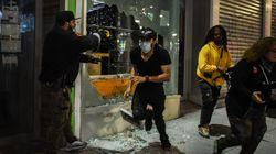 미국 시위에 한인 피해가 늘자 외교부가 안전 유의를