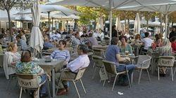 Las terrazas de Madrid pueden abrir a las 8 de la mañana y ampliar el cierre hasta las 2.30 en zonas no