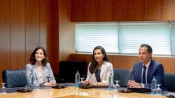 Vox se desmarca también de la reunión convocada por Aguado y solo asistirá a las citas que lidere