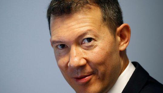 Ben Smith, directeur général d'Air France va toucher près de 800.000 euros de bonus pour