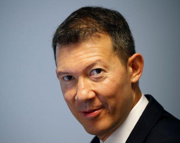 Benjamin Smith, directeur général d'Air France-KLM, en