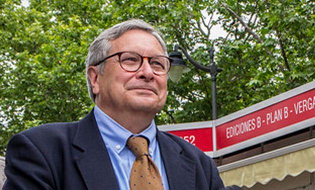 Manuel Gil Espín, director de la Feria del Libro de Madrid. /Foto cortesía Feria del LIbro...
