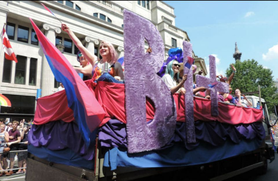 Biscuit at London Pride
