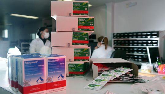Estudos citados pelo Ministério da Saúde para uso da cloroquina não têm aval