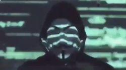 La reaparición de Anonymous: los 'hackers' que ponen en jaque a la Policía de