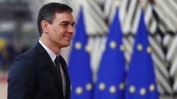 Sánchez presionará en la UE para recibir adelantos en 2020 de los fondos