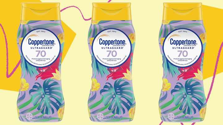 Coppertone's Ultra Guard Lotion SPF 70 is one of Consumer Reports' best sunscreens for 2020.