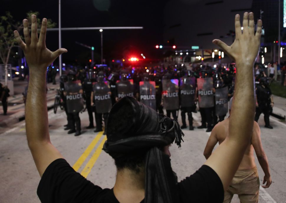 The Latest Photos As Protests Continue Over George Floyd's