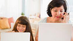 Madres en fase 0 de desescalada: esto no son vacaciones y el teletrabajo no siempre es