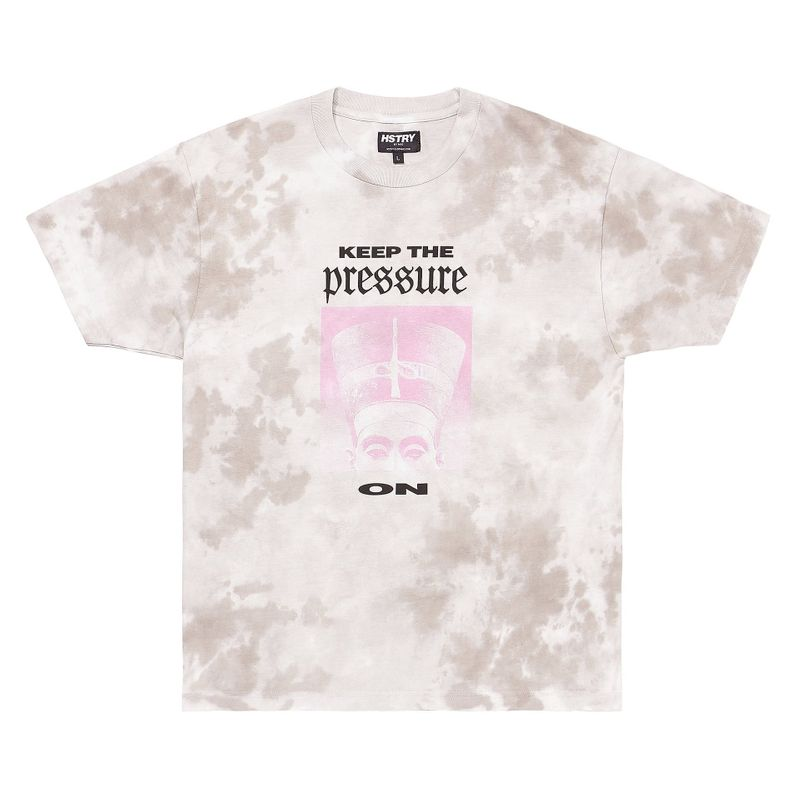 """Get the""""Keep The Pressure On"""" T-shirt from Black Hstry for $49"""