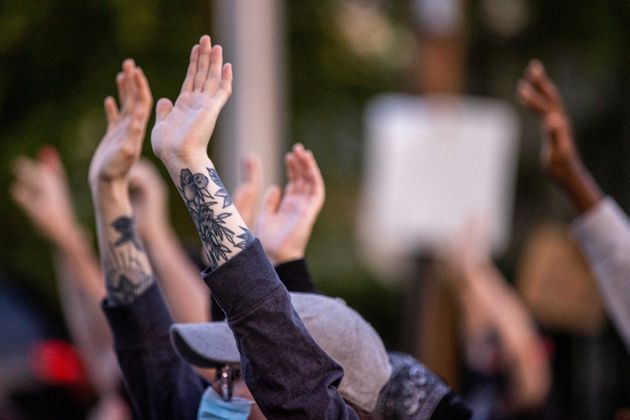 White People, Your Solidarity With Black Lives Matter Is Not Enough
