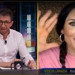 Rosa López corta a Pablo Motos tras una pregunta personal: