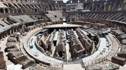 Turista nella Roma senza turisti (di