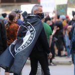 Les «Antifa», épouvantails de Trump, qui veut les classer