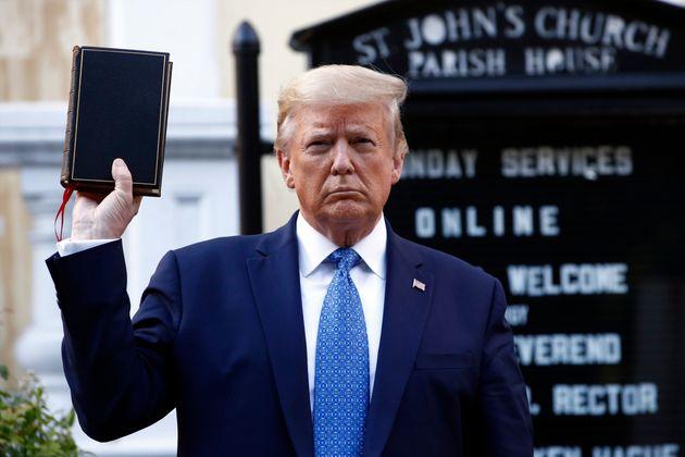 도널드 트럼프 미국