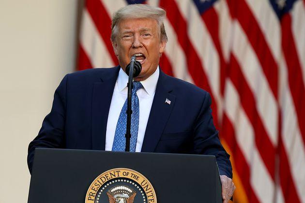 Trump exige que la garde nationale