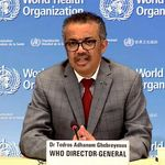 WHO事務局長、アメリカの脱退表明に「協力関係続けたい」
