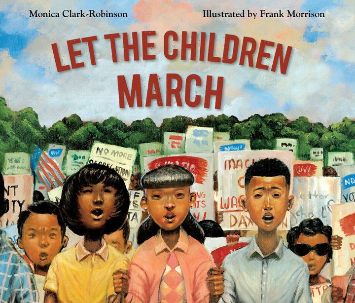 This book tells the story of children who marched to protest Jim Crow laws.