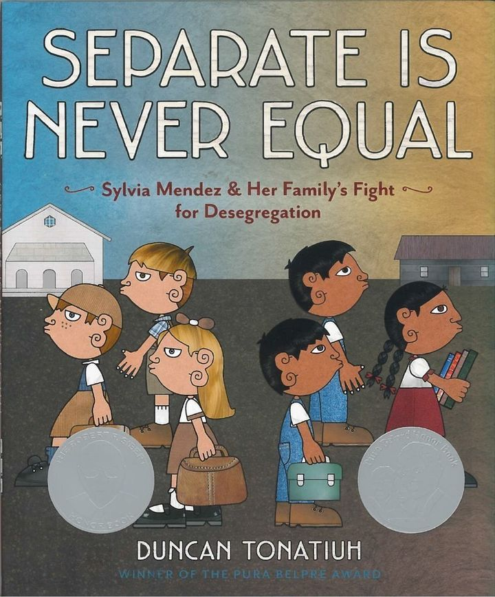 """Separate Is Never Equal"" tells the story of Sylvia Mendez."