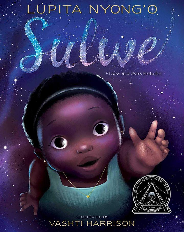 """Sulwe"" was written by Oscar-winning actor Lupita Nyong'o."