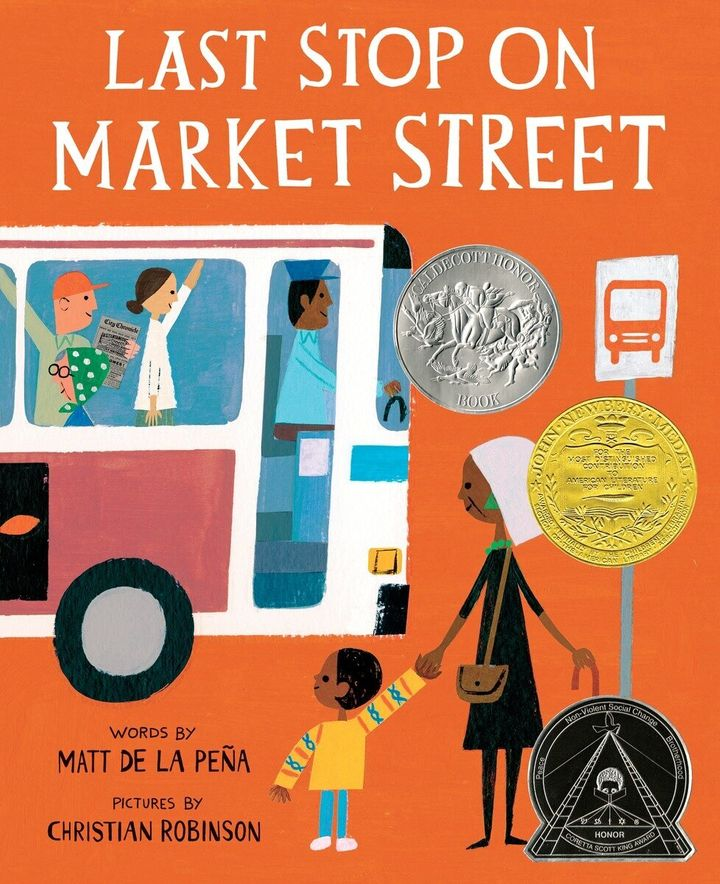 This classic book encourages kids to celebrate and talk about differences.