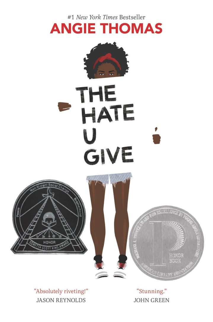 """The Hate U Give"" is a heartbreaking book for teenagers."