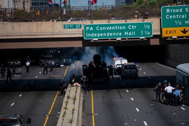 필라델피아, 펜실베이니아주. 2020년