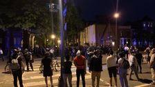 D.C. Residents Open Their Doors To Save Protesters From The Police