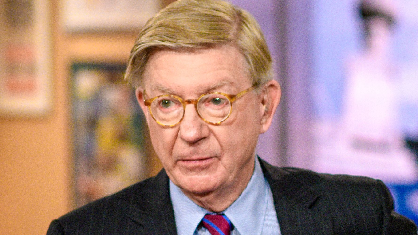 Conservative Icon George Will Urges November Sweep: Vote Out Trump, All GOP Enablers