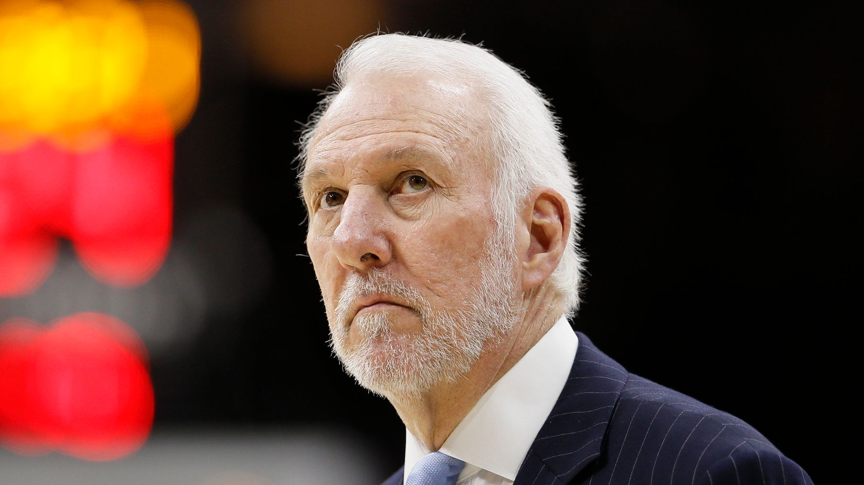 Gregg Popovich Unleashes On Trump: 'He's Not Just Divisive, He's A Destroyer'