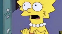 Lisa Simpson ya denunció hace 25 años los abusos de la Policía (pero parece que no sirvió de