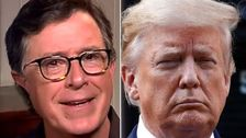 Colbert Schools Trump With A Scathing Reminder Of How Strongman Rulers End