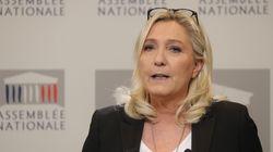 Sur George Floyd, Le Pen accuse Mélenchon de