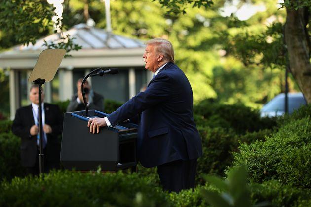 John Legend And Ariana Grande Among Celebrities Tearing Into Donald Trump Following Latest Speech