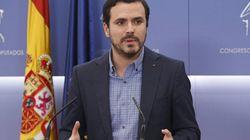 Garzón asegura que el Gobierno se sentiría