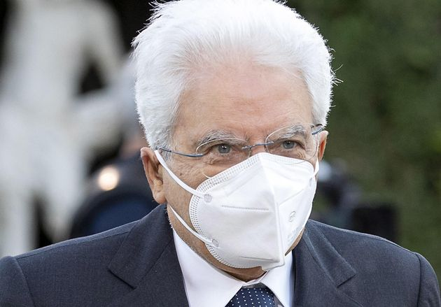 Sergio Mattarella all