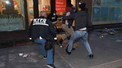 Morte Floyd, devastazione a New York: saccheggiati i grandi magazzini Macy's a