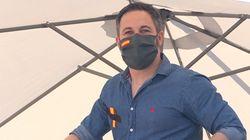 Vox acusa a Podemos de liderar y dar cobertura a la Antifa en