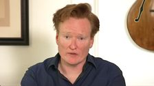 Conan O'Brien Wisely Shuts Up On George Floyd And Listens Instead