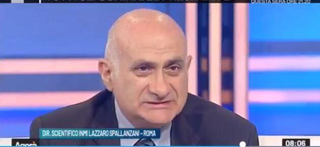 """Ippolito si commuove: """"Per ripartire dobbiamo ripensare alle"""